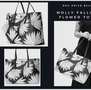Kate Spade - Molly Falling Flower Tote